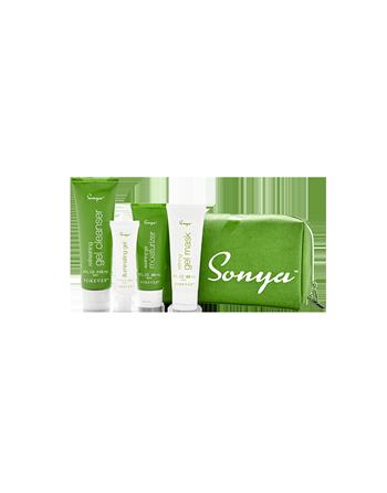 Sonya program codziennej pielęgnacji Sonya daily skincare system