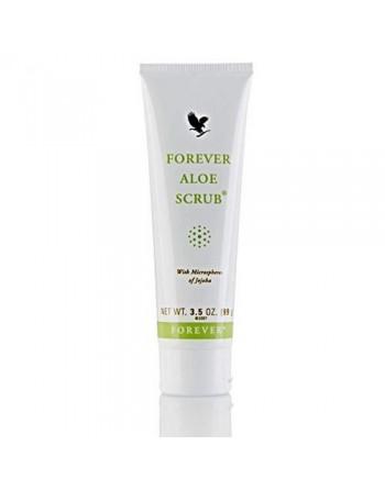 Delikatny peeling Forever Aloe Scrub - 99g