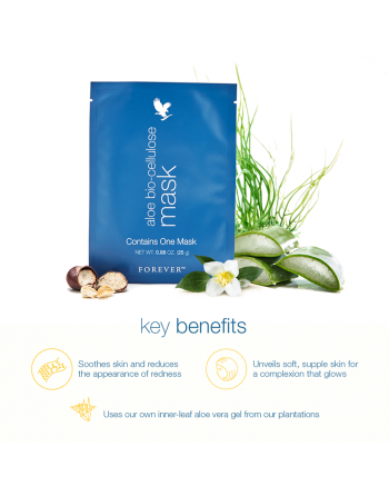 Aloe Bio-Cellulose Mask
