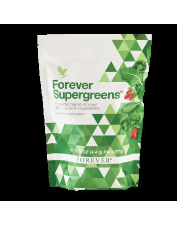 Forever Supergreens™ – mieszanka antyoksydantów z warzyw, owoców i aloesu-30 saszetek