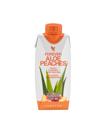 Forever Aloe Peaches mini - 330ml