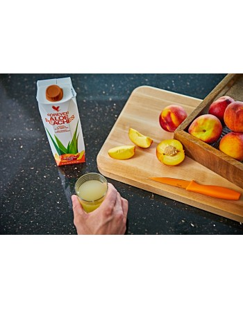 Aloe peaches forevr aloes do picia