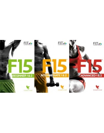 Forever FIT 15 Lite Ultra Vanilla - zestaw 15-dniowy F15