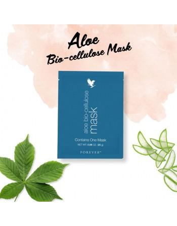 Aloesowa maseczka biocelulozowa Aloe Bio-Cellulose Mask 5 szt.