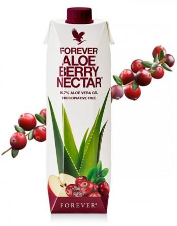 aloe vera z żurawiną Forever Aloe Berry Nectar