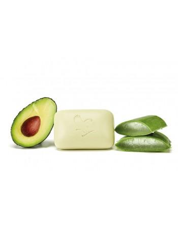Mydło do twarzy i ciała z awokado Aloe Avocado Face & Body Soap - w kostce