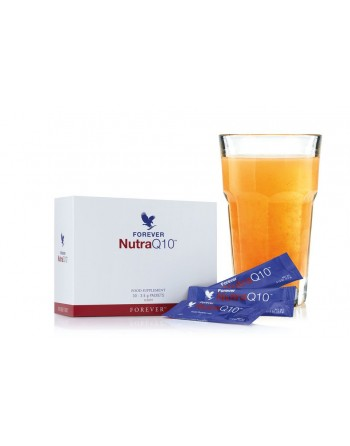Forever NutraQ10 z koenzymemQ10 - zmniejsza zmęczenie i wzmacnia serce