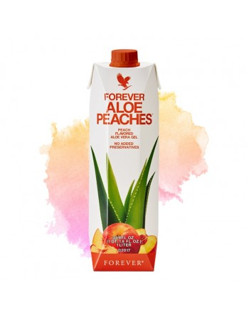 Aloes do picia brzoskwiniowy Forever Aloe Peaches