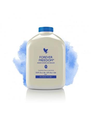 Forever Freedom - Miąższ aloesowy z glukozaminą i biosiarką 1litr