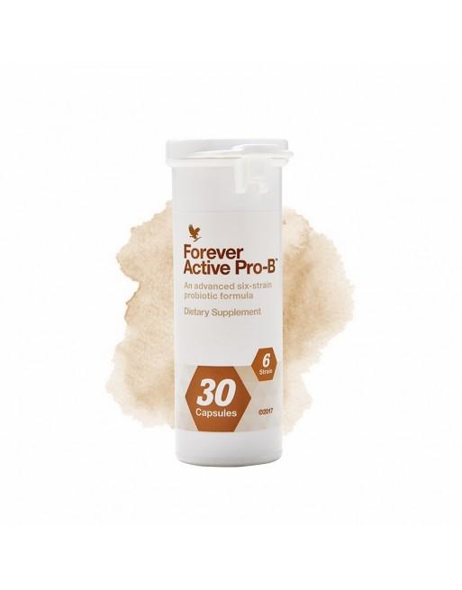 Probiotyk Forever Active PRO-B - zdrowy brzuch i uklad trawienny