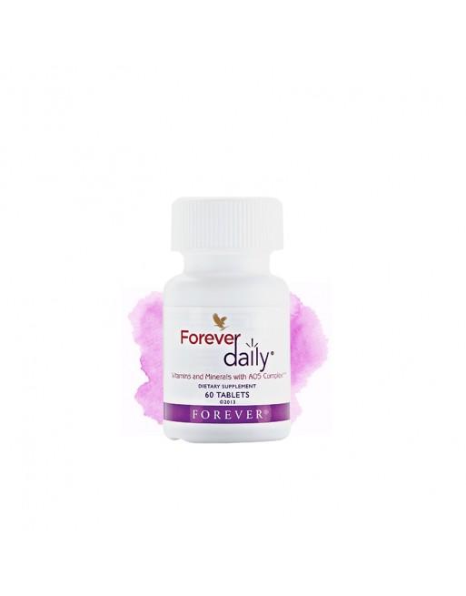 Forever Daily – witaminy i minerały z kompleksem AOS - codzienna ochrona