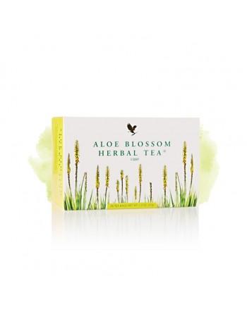 Aloe Blossom Herbal Tea Herbatka z kwiatem aloesu