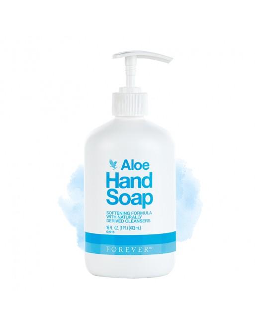 Aloesowe mydło w płynie Aloe Hand Soap Forever
