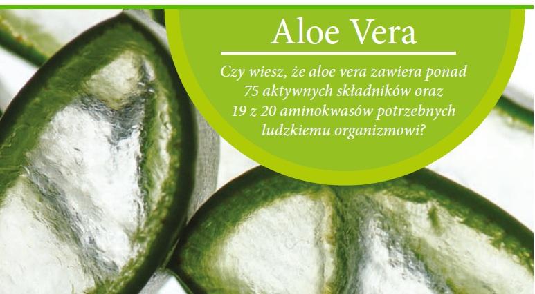 Aloe Vera - królowa roślin
