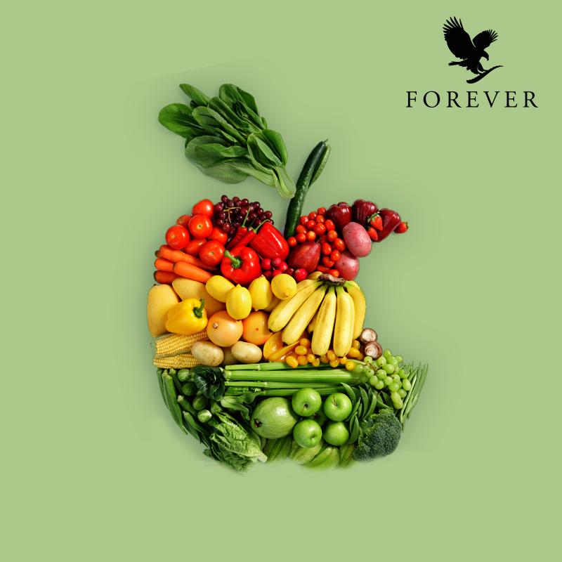 wegetariańskie i wegańskie produkty Forever